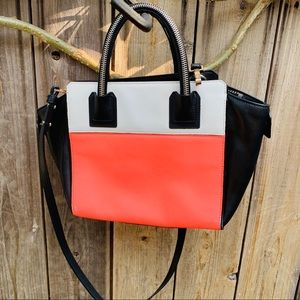 Milly ColorBlock Satchel
